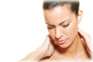 Neck and shoulder pain are treated at Acupuncture Santa Cruz
